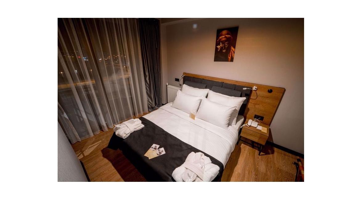 Deluxe Apart Double Room