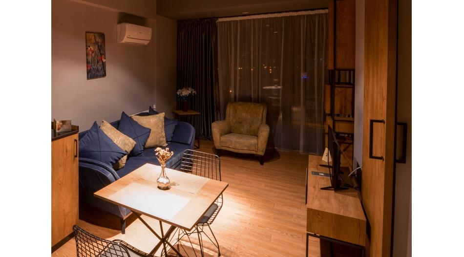 Deluxe Apart Twin Room