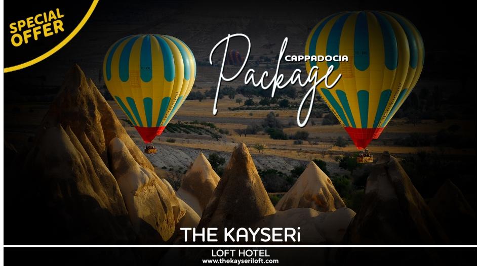 Özel Fırsat Kapadokya Güzel Atlar Diyarı Turu